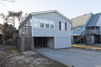 Kill Devil Hills Single Family Home For Sale: 2012 Phoebus Street