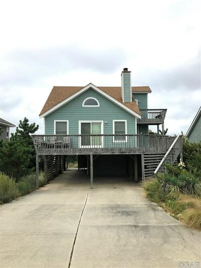 Nags Head Single Family Home For Sale: 4206 Southridge Road