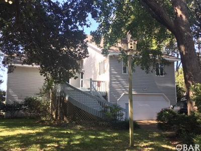Kill Devil Hills Single Family Home For Sale: 1406 Captains Circle
