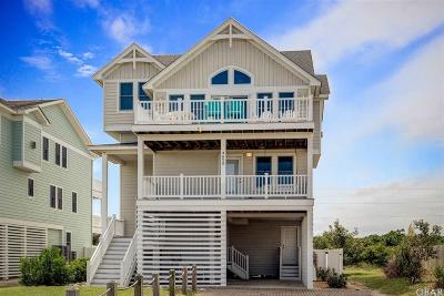 Nags Head Single Family Home For Sale: 3620 S Virginia Dare Trail