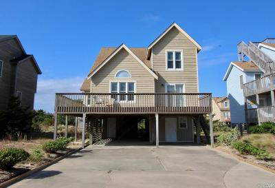 Nags Head Single Family Home For Sale: 4126 Drifting Sands Court