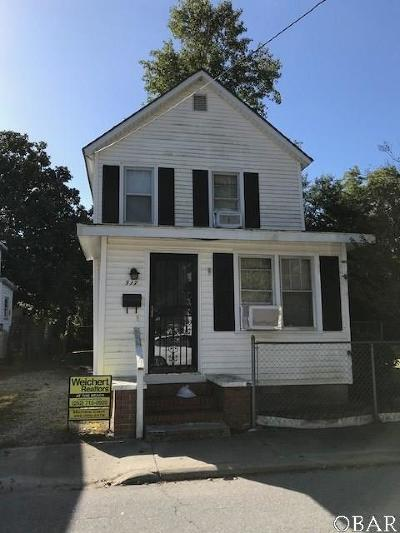 Single Family Home For Sale: 517 Edge Street