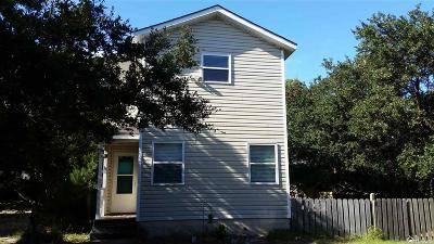 Kill Devil Hills Single Family Home For Sale: 302 W Walker Street