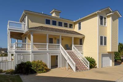 Nags Head NC Single Family Home For Sale: $1,100,000