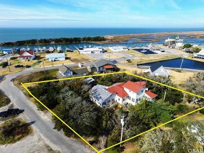 Hatteras Single Family Home For Sale: 57193 Saxon Cut Drive