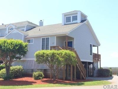 Manteo Single Family Home For Sale: 105 Sextant Court