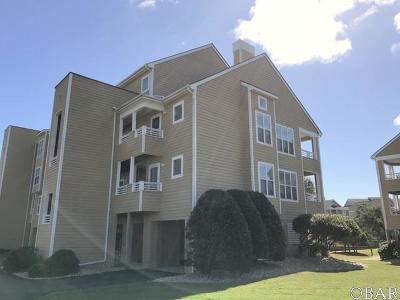 Manteo Condo/Townhouse For Sale: 511 Pirates Way