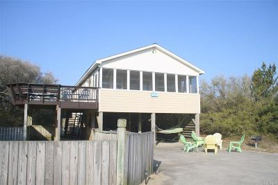 Kitty Hawk, Southern Shores Single Family Home For Sale: 4908 Ride Lane