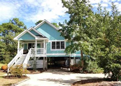 Kill Devil Hills Single Family Home For Sale: 113 Watersedge Drive