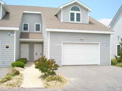 Duck Condo/Townhouse For Sale: 131 A Jay Crest Road