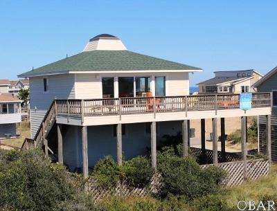 Nags Head Single Family Home For Sale: 110 E Oregon Drive