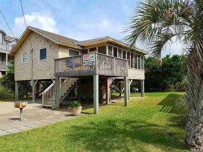Hatteras Single Family Home For Sale: 58213 Sutton Place