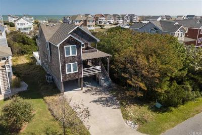 Nags Head Single Family Home For Sale: 3509 S Memorial Avenue