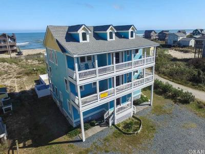 Rodanthe Single Family Home For Sale: 23018 G.a. Kohler Court