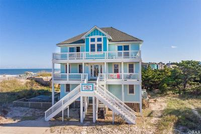 Rodanthe Single Family Home For Sale: 24271 Ocean Drive