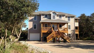 Southern Shores Single Family Home For Sale: 40 Spindrift Trail