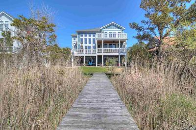 Kill Devil Hills Single Family Home For Sale: 827 Cedar Drive