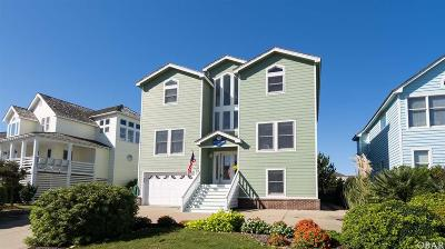 Nags Head Single Family Home For Sale: 5316 W Captains Way