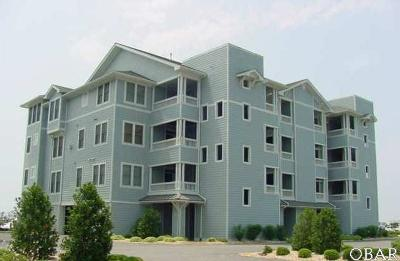 Dare County Condo/Townhouse For Sale: 6102 Sailfish Drive