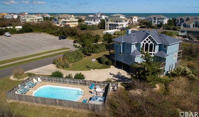 Currituck County Single Family Home For Sale: 923 Whalehead Drive