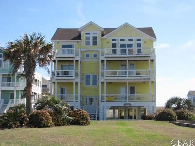 Rodanthe NC Single Family Home Sold: $520,000