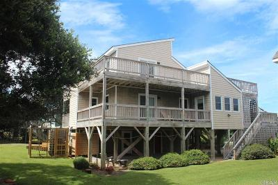 Nags Head Single Family Home For Sale: 2412 S Memorial Avenue