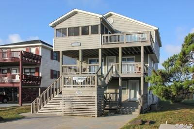 Kitty Hawk, Southern Shores Single Family Home For Sale: 4230 N Virginia Dare Trail