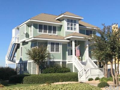 Dare County Single Family Home For Sale: 9 Spinnaker Drive