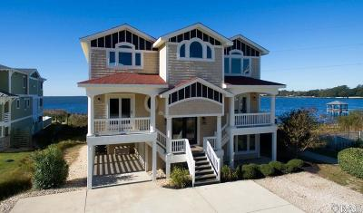 Kitty Hawk Single Family Home For Sale: 500 First Flight Run