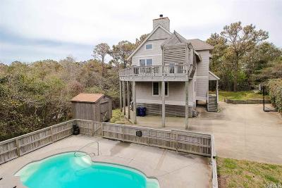 Single Family Home For Sale: 3110 S Ocean View Court