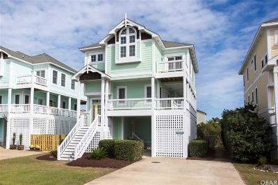 Single Family Home For Sale: 1711 N Croatan Highway