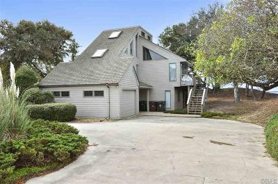 Kitty Hawk, Southern Shores Single Family Home For Sale: 9 Soundview Trail
