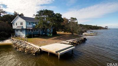 Manteo Single Family Home For Sale: 215 Dare Avenue