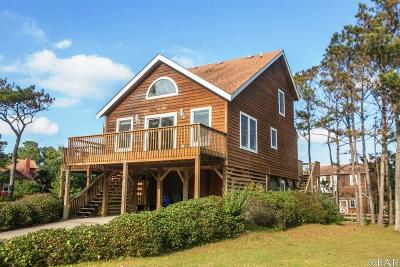 Nags Head Single Family Home For Sale: 4211 W Breeze Way