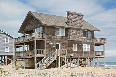 Rodanthe Single Family Home For Sale: 23017 G.a. Kohler Court