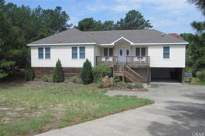 Kitty Hawk, Southern Shores Single Family Home For Sale: 138 Goose Feather Lane
