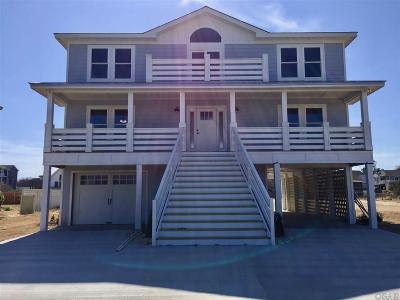 Kitty Hawk, Southern Shores Single Family Home For Sale: 5112 Putter Lane