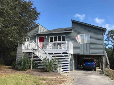 Southern Shores Single Family Home For Sale: 322 Sea Oats Trail