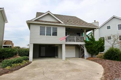 Nags Head Single Family Home For Sale: 5714 Ridge Lane