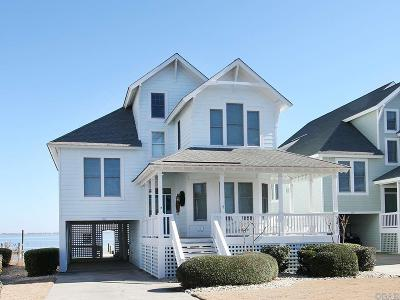 Dare County Single Family Home For Sale: 63 Ballast Point Drive