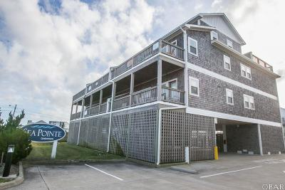 Kill Devil Hills Condo/Townhouse For Sale: 1712 S Virginia Dare Trail