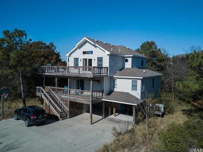 Duck Single Family Home For Sale: 106 Schooner Ridge Drive