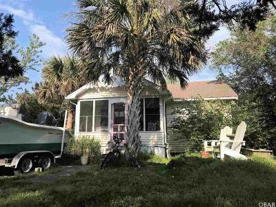 Ocracoke NC Single Family Home For Sale: $399,000