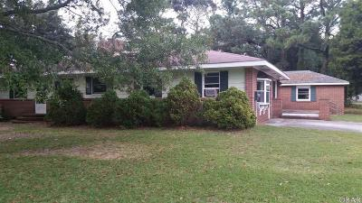 Point Harbor NC Single Family Home For Sale: $135,000