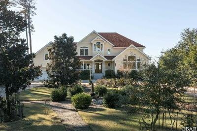 Kitty Hawk NC Single Family Home For Sale: $1,399,999