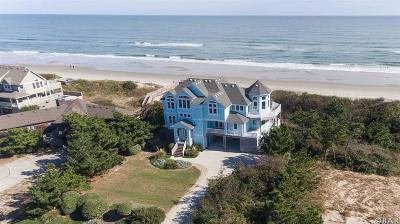 Corolla NC Single Family Home For Sale: $1,475,000