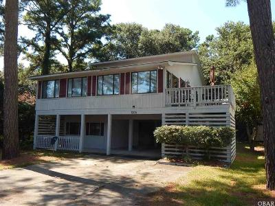 Kill Devil Hills NC Single Family Home For Sale: $249,000