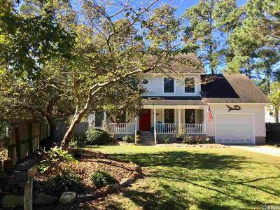 Kill Devil Hills Single Family Home For Sale: 1403 Harpoon Court