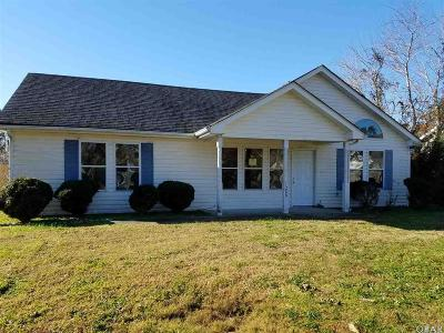 Single Family Home For Sale: 1288 Tulls Creek Road