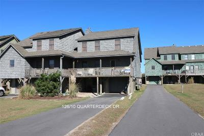 Duck Condo/Townhouse For Sale: 126/10 Quarterdeck Drive